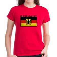 German Flag Tee