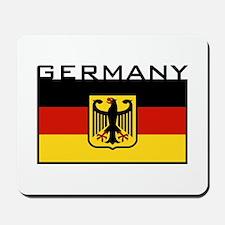 German Flag Mousepad