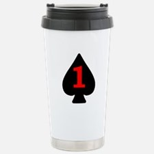 1-506th Infantry Battalion Travel Mug