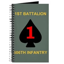 1-506th Infantry Battalion Personal Log Book