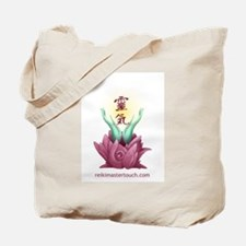 Unique Crystal energies Tote Bag