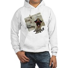 Cairn Terrier Treasure Hoodie Sweatshirt