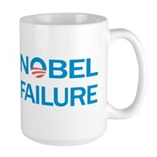 Nobel Failure Anti Obama Mug
