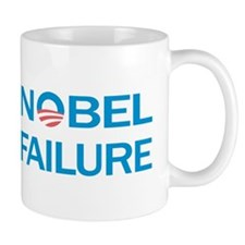 Nobel Failure Anti Obama Mug