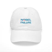 Nobel Failure Anti Obama Baseball Cap