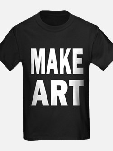Make Art T