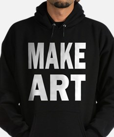 Make Art Hoody