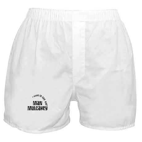 Man Mulcahey Boxer Shorts
