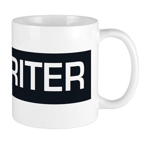 Castle Writer Mug