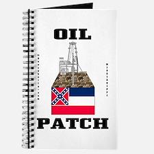 Mississippi Oil Patch Journal,Oil Derrick,Gas