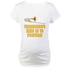 Trombonists Slide In Shirt