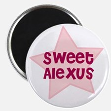 Sweet Alexus Magnet