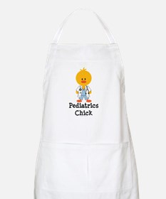 Pediatrics Chick BBQ Apron