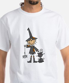 Witch and Cat Shirt
