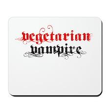 Vegetarian Vampire Mousepad