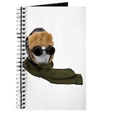 Unique Aviator goggles Journal