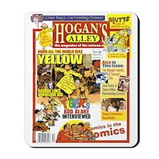 """Hogan's Alley #13"" Mousepad"