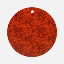 Passion Fire Look Ornament (Round)