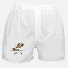 Prancer Reindeer Boxer Shorts