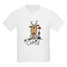 Cupid Reindeer T-Shirt