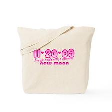 New Moon Jacob Tote Bag