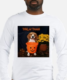 Halloween Beagle Long Sleeve T-Shirt