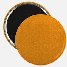 Orange Linen Look Magnet