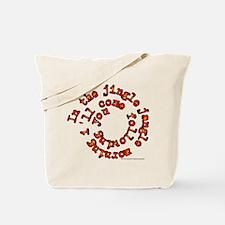 Jingle Jangle/Dylan Tote Bag