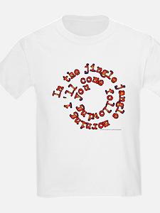 Jingle Jangle/Dylan T-Shirt