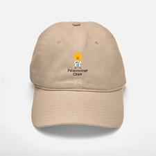 Pulmonology Chick Baseball Baseball Cap