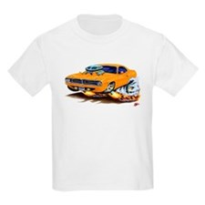 Cuda Orange Car T-Shirt