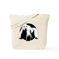 Silverback Tote Bag