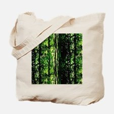 Bamboo Forest Look Tote Bag