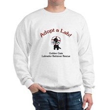 Center GGLRR Logo Sweatshirt