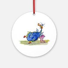 Oooooops! Ornament (Round)