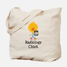 Radiology Chick Tote Bag
