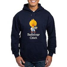 Radiology Chick Hoodie
