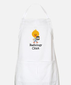 Radiology Chick BBQ Apron