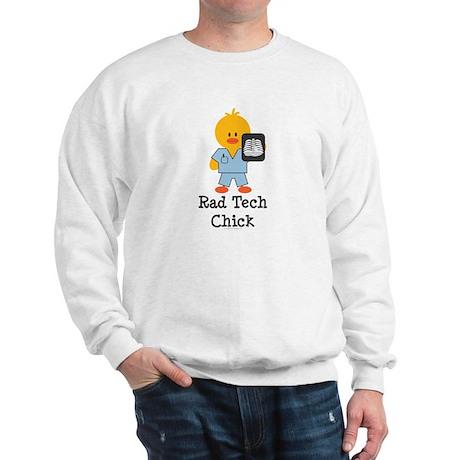 Rad Tech Chick Sweatshirt