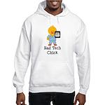 Rad Tech Chick Hooded Sweatshirt