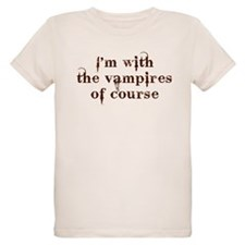 With the Vampires T-Shirt