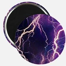 White Lightning Look Magnet