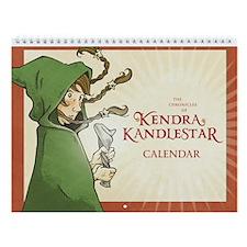 Kendra Kandlestar Wall Calendar