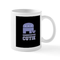 Conservative Cutie Mug