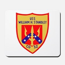 USS William H. Standley (CG 32) Mousepad