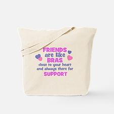 FRIENDS-BRA Tote Bag
