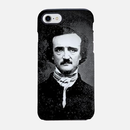poe-portrait-wh_gc.jpg iPhone 7 Tough Case