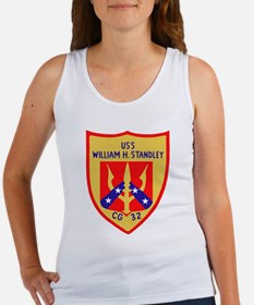 USS William H. Standley (CG 32) Women's Tank Top