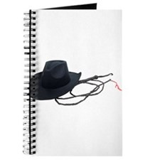 Cute Black leather Journal