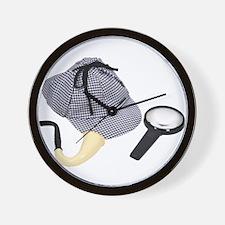 Unique Clues Wall Clock